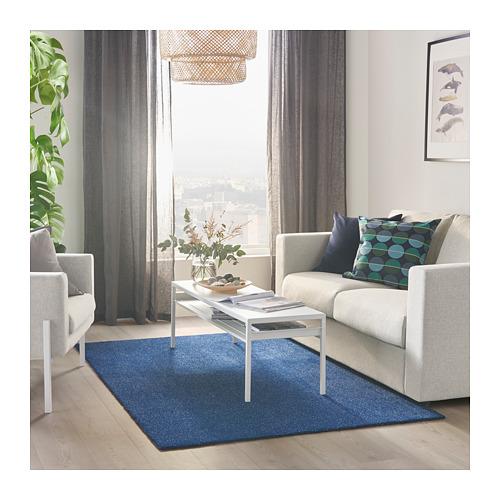 TYVELSE - 短毛地氈, 深藍色   IKEA 香港及澳門 - PE710347_S4