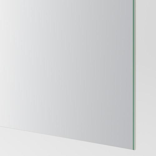 PAX/AULI - wardrobe combination, white/mirror glass | IKEA Hong Kong and Macau - PE749928_S4