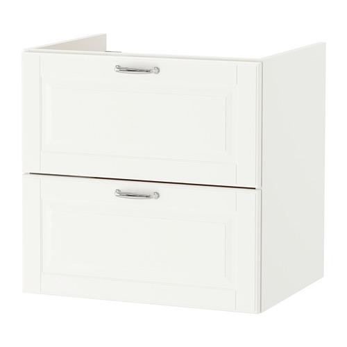 GODMORGON - wash-stand with 2 drawers, Kasjön white   IKEA Hong Kong and Macau - PE663418_S4