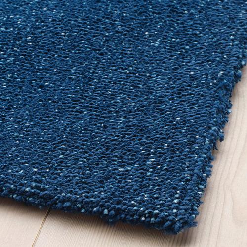 TYVELSE - 短毛地氈, 深藍色   IKEA 香港及澳門 - PE710395_S4