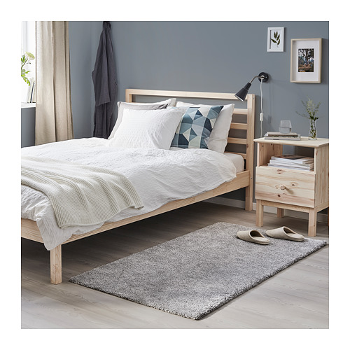STOENSE - rug, low pile, medium grey   IKEA Hong Kong and Macau - PE710417_S4