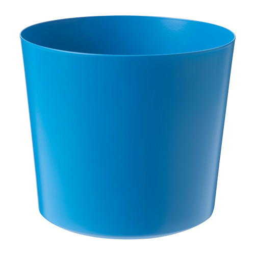 OMFÅNG - plant pot, in/outdoor blue | IKEA Hong Kong and Macau - PE809483_S4