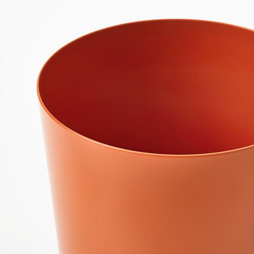 OMFÅNG - plant pot, in/outdoor orange | IKEA Hong Kong and Macau - PE809488_S4