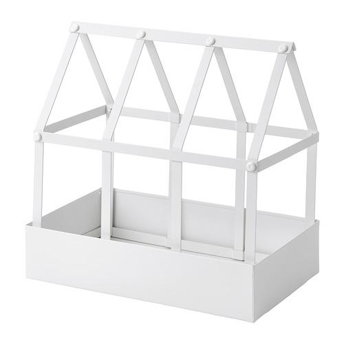 SENAPSKÅL - decoration greenhouse, in/outdoor white | IKEA Hong Kong and Macau - PE809481_S4