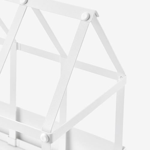 SENAPSKÅL - decoration greenhouse, in/outdoor white | IKEA Hong Kong and Macau - PE809489_S4