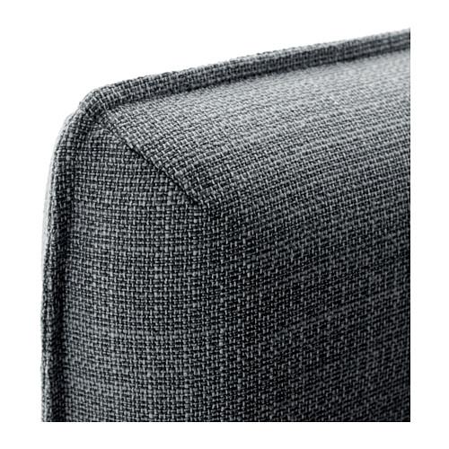 VALLENTUNA - back rest, Hillared dark grey | IKEA Hong Kong and Macau - PE605810_S4