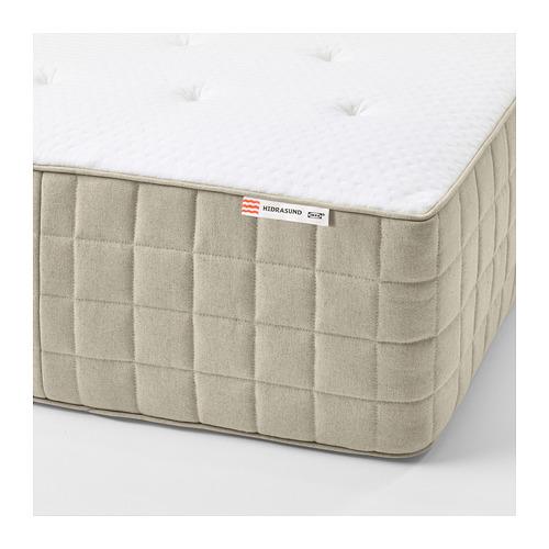 HIDRASUND pocket sprung mattress, medium firm/single