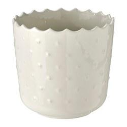 SESAMFRÖN - 花盆, 室內/戶外用 灰白色 | IKEA 香港及澳門 - PE809501_S3