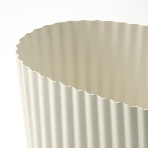 ÄPPELROS - plant pot, in/outdoor/off-white oval | IKEA Hong Kong and Macau - PE809518_S4