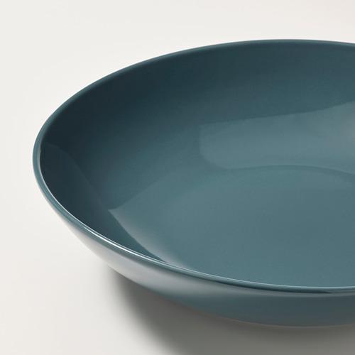 FÄRGKLAR - 湯碟, 光面 深湖水綠色, 23 厘米   IKEA 香港及澳門 - PE805564_S4