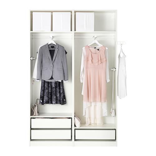 PAX 衣櫃, 150x44x236.4 cm
