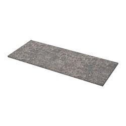 EKBACKEN - 櫃台板, 深灰色/雲石紋飾面 | IKEA 香港及澳門 - PE710539_S3