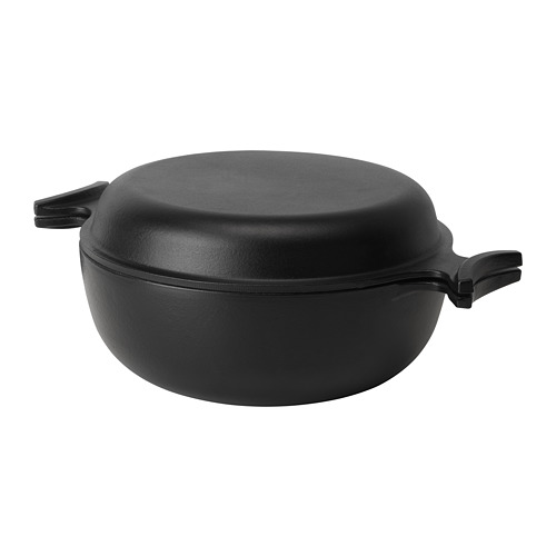 ÖVERALLT 連蓋鍋