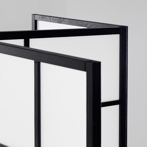 RISÖR - 屏風, 白色/黑色 | IKEA 香港及澳門 - PE556036_S4