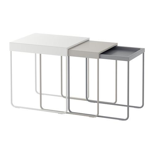 GRANBODA - nest of tables, set of 3   IKEA Hong Kong and Macau - PE661886_S4