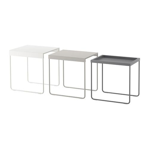 GRANBODA - nest of tables, set of 3   IKEA Hong Kong and Macau - PE661896_S4