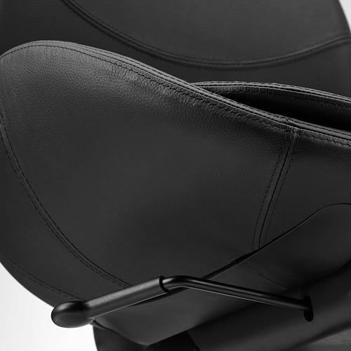 HATTEFJÄLL - 辦公椅, Smidig 黑色   IKEA 香港及澳門 - PE750332_S4