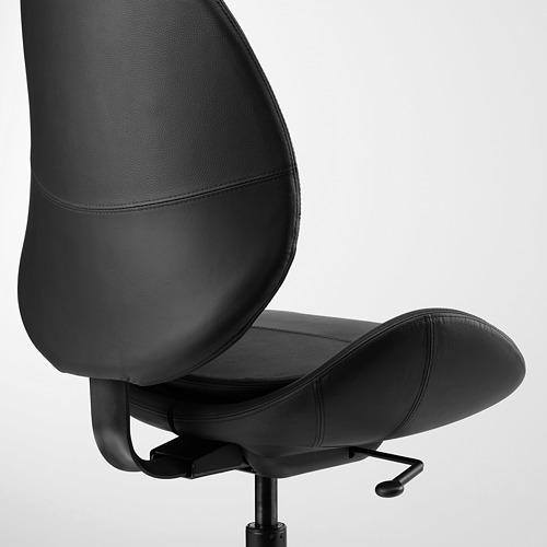 HATTEFJÄLL - 辦公椅, Smidig 黑色   IKEA 香港及澳門 - PE750333_S4