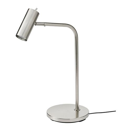 VIRRMO - work lamp, nickel-plated | IKEA Hong Kong and Macau - PE780909_S4