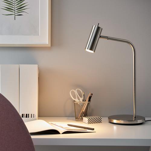 VIRRMO - work lamp, nickel-plated | IKEA Hong Kong and Macau - PE780911_S4