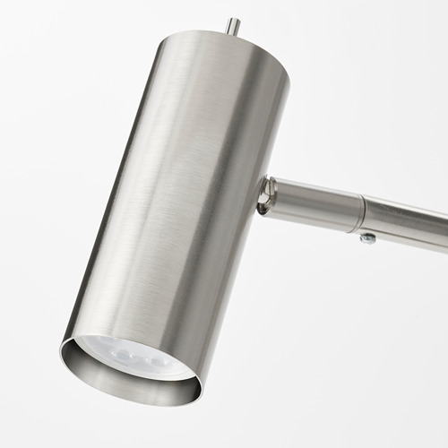 VIRRMO - work lamp, nickel-plated | IKEA Hong Kong and Macau - PE780910_S4