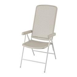 TORPARÖ - 戶外躺椅, 白色/米黃色 | IKEA 香港及澳門 - PE806063_S3