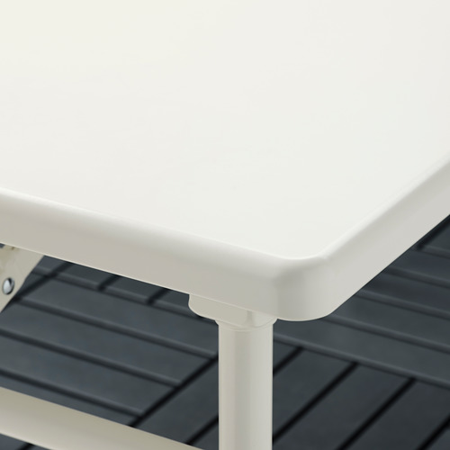 TORPARÖ - table, outdoor, 130x74cm, white/foldable | IKEA Hong Kong and Macau - PE806067_S4