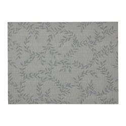 SNOBBIG - 餐墊, 圖案/灰色 | IKEA 香港及澳門 - PE781032_S3
