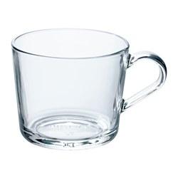 IKEA 365+ - mug, clear glass | IKEA Hong Kong and Macau - PE546586_S3