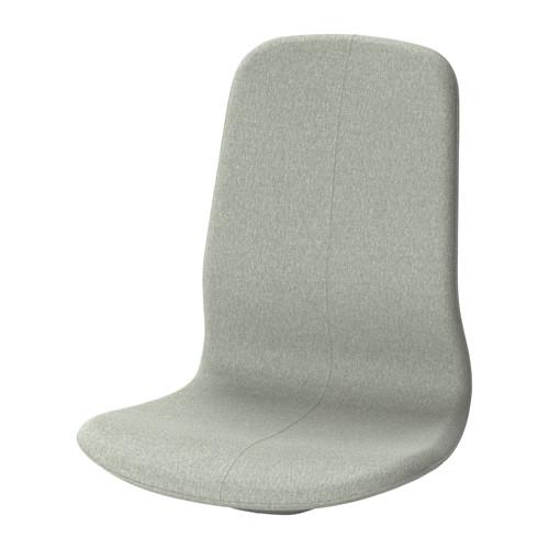 LÅNGFJÄLL 高背椅框