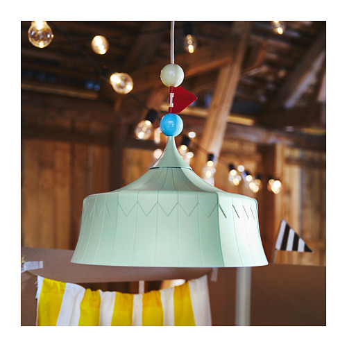 TROLLBO - pendant lamp, light green | IKEA Hong Kong and Macau - PH159506_S4