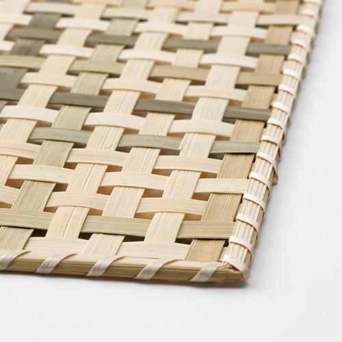 SOMMARDRÖM - 餐墊, 竹 | IKEA 香港及澳門 - PE806385_S4