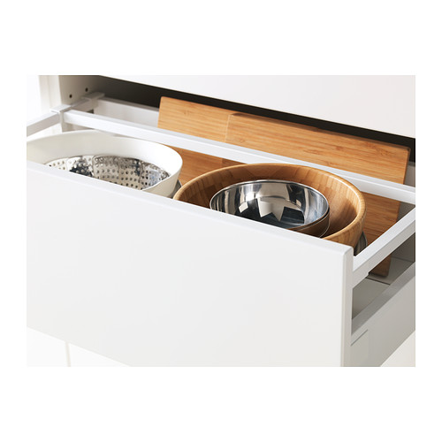 MAXIMERA - drawer, medium, white | IKEA Hong Kong and Macau - PE403631_S4