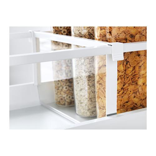 MAXIMERA - divider for high drawer, white/transparent | IKEA Hong Kong and Macau - PE403668_S4