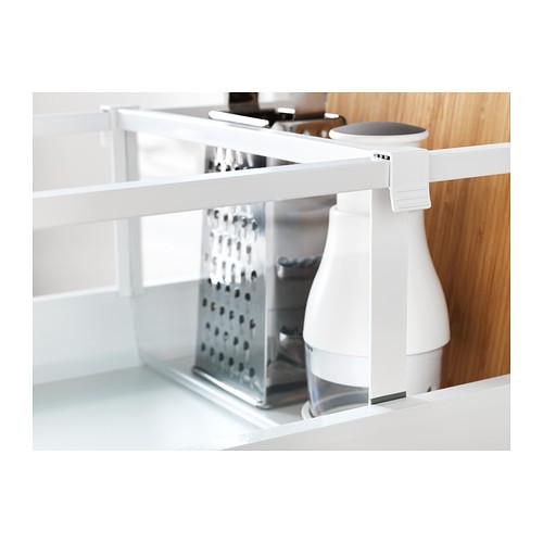 MAXIMERA - divider for high drawer, white/transparent | IKEA Hong Kong and Macau - PE403669_S4