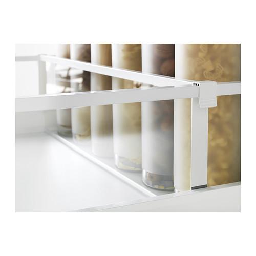 MAXIMERA - 高抽屜用間隔, 白色/透明 | IKEA 香港及澳門 - PE403676_S4