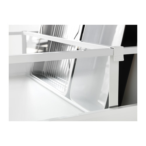 MAXIMERA - 高抽屜用間隔, 白色/透明 | IKEA 香港及澳門 - PE403677_S4
