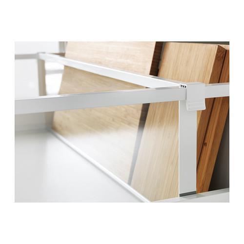 MAXIMERA - 高抽屜用間隔, 白色/透明 | IKEA 香港及澳門 - PE403679_S4
