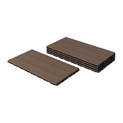 UTLÄNGAN - floor decking, outdoor, brown | IKEA Hong Kong and Macau - PE806517_S3