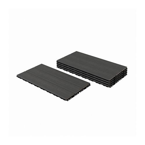 UTLÄNGAN - 戶外地板, 染灰色 | IKEA 香港及澳門 - PE806524_S4