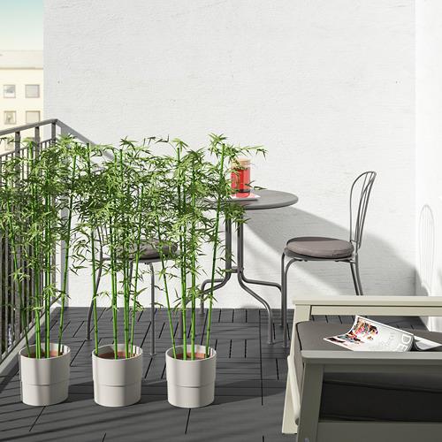 UTLÄNGAN - 戶外地板, 染灰色 | IKEA 香港及澳門 - PE806528_S4