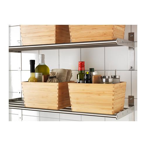 VARIERA - box with handle, bamboo | IKEA Hong Kong and Macau - PE403772_S4