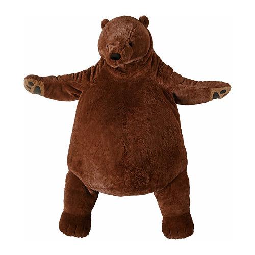 DJUNGELSKOG - 毛公仔, 棕熊 | IKEA 香港及澳門 - PE662333_S4