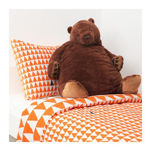 DJUNGELSKOG - 毛公仔, 棕熊 | IKEA 香港及澳門 - PE662334_S4