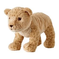 DJUNGELSKOG - soft toy, lion cub | IKEA Hong Kong and Macau - PE662342_S3