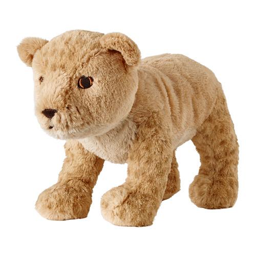 DJUNGELSKOG - 毛公仔, 小獅子 | IKEA 香港及澳門 - PE662342_S4