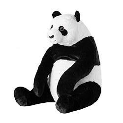 DJUNGELSKOG - 毛公仔, 熊貓 | IKEA 香港及澳門 - PE662364_S3
