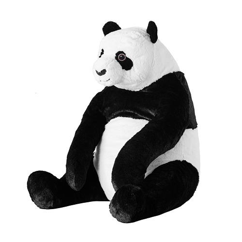 DJUNGELSKOG - 毛公仔, 熊貓 | IKEA 香港及澳門 - PE662364_S4