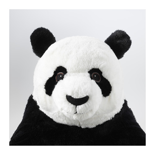 DJUNGELSKOG - 毛公仔, 熊貓 | IKEA 香港及澳門 - PE662366_S4