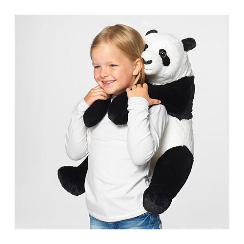 DJUNGELSKOG - 毛公仔, 熊貓 | IKEA 香港及澳門 - PE662365_S4